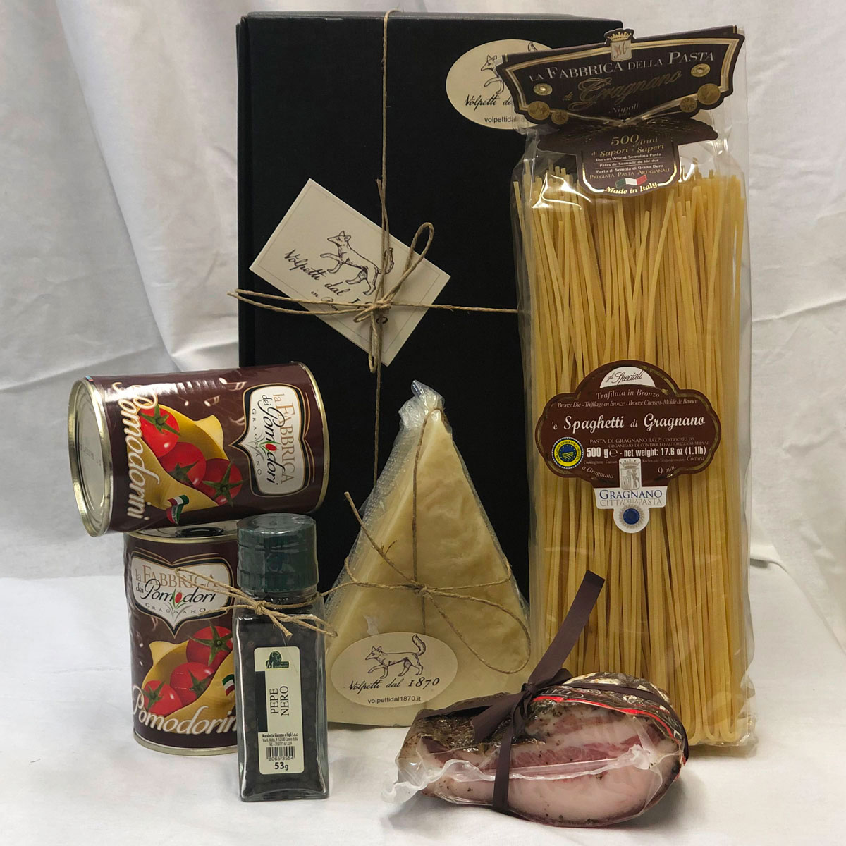 Kit Amatriciana tradizionale comprare on line