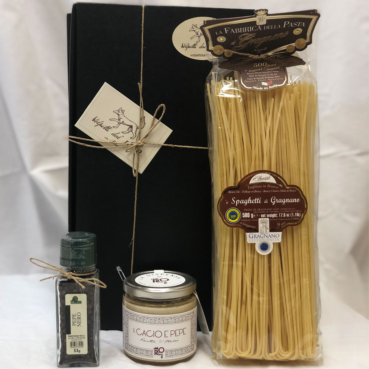Kit Cacio e Pepe easy comprare on line