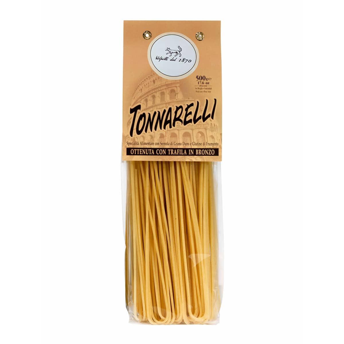 spaghettoni tonnarelli