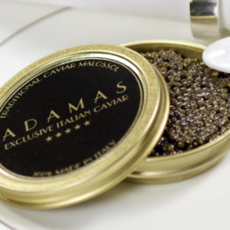 ADAMAS exclusive italian caviar