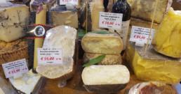 Il miglior negozio di formaggi italiani a Roma centro