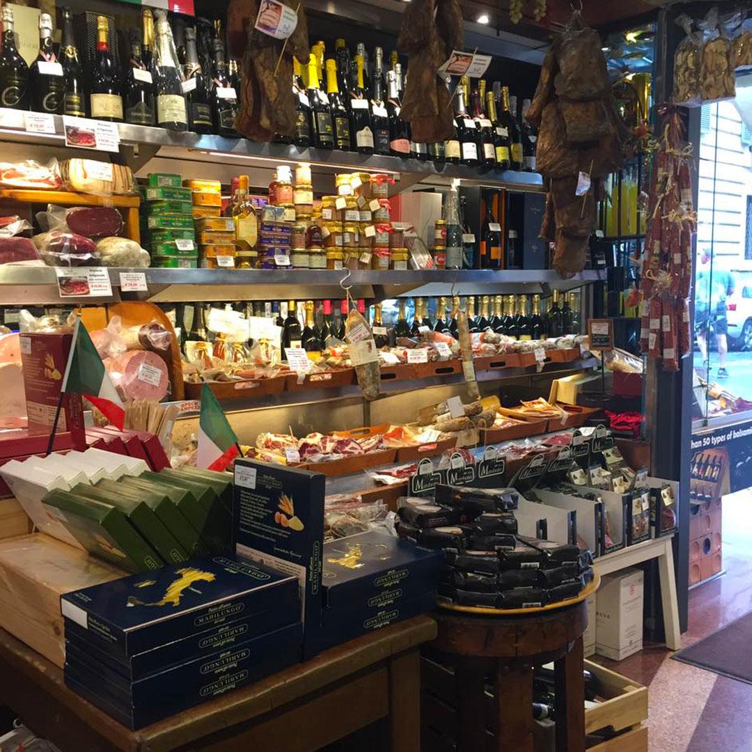 gastronomia roma